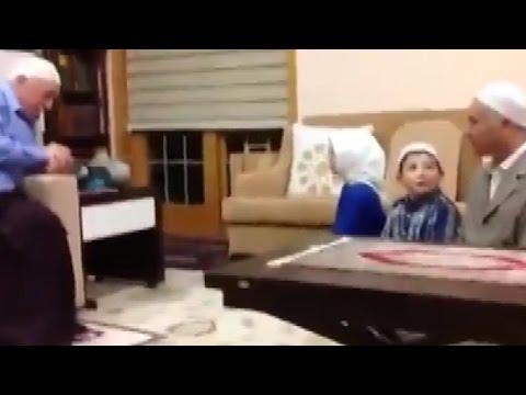 Adil Öksüz'ün FETÖ elebaşı Fetullah Gülen ile görüntüsü