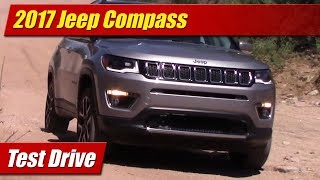 2017 Jeep Compass: Test Drive