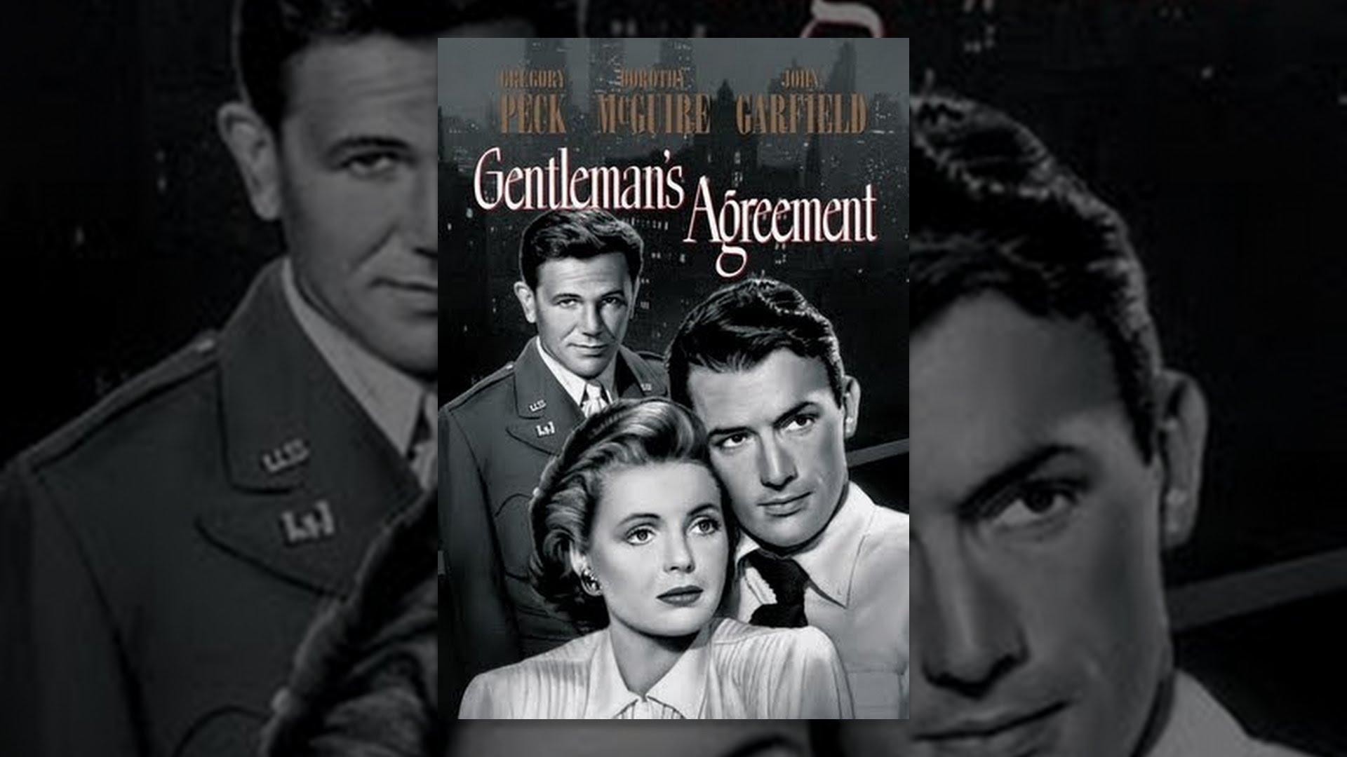 Gentleman agreement