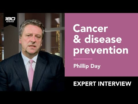 Phillip Day: Cancer, Vitamin D & Disease Prevention Strategies