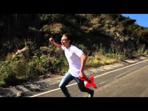 Longboarding: Footbrake FOR Life