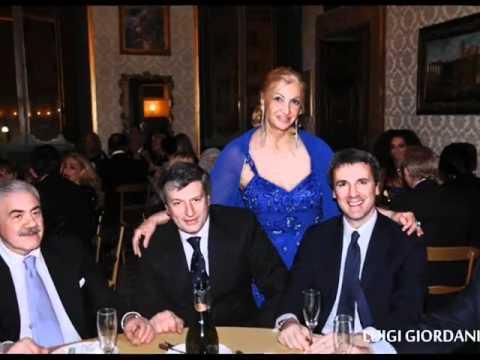 Valeria Mangani e Antonello De Pierro al party di Sara Iannone