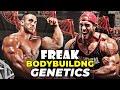 Day 1 ⇒ IFBB Pro Transformation - Example Of Freak Bodybuilding Genetics