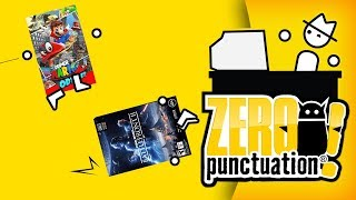 Best, worst and blandest games of 2017 (Zero Punctuation)