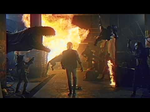 Kung Fury Trailer / Midnight Ice Version