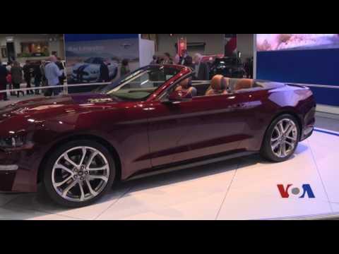 雪佛蘭Bolt電動車閃耀華盛頓車展