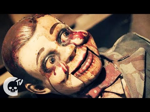 Mr. Leadfeet | BLOOD FEST by Rooster Teeth | Scary Short Horror Film | Crypt TV