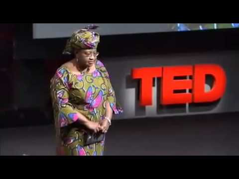 Ngozi Okonjo Iweala  How to help Africa  Do business there