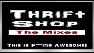 Thrift Shop - Clean Radio Version. (Go to link below)  Twenty dollars in my pocket