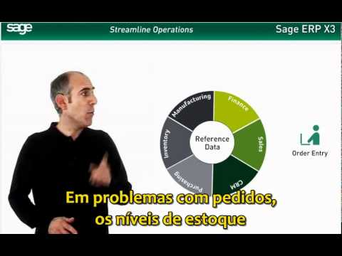 YouTube   Sage ERP X3 Demo parte 1