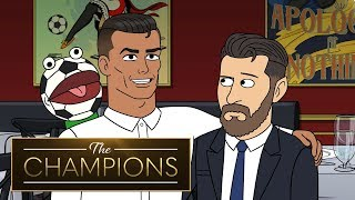 The Champions: Season 3, Episode 3