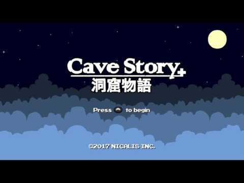 Cave Story+ E3 2017 Twitch stream footage