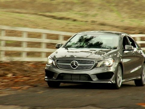 CNET On Cars - Mercedes-Benz CLA250: Just too little Mercedes? - Ep. 36
