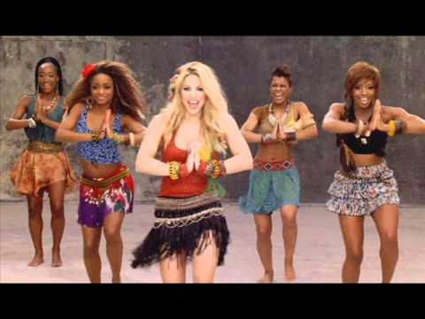 Shakira - long time