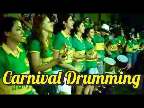 Incredible Street Carnival Drumming: Brazil Batucada Live by Bangalafumenga