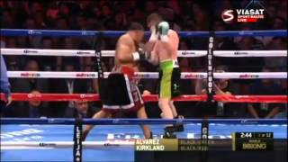 Canelo Alvarez vs James Kirkland Full Fight Highlights