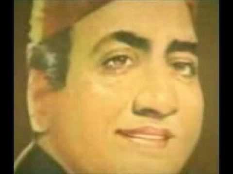 mohd rafi ghazal- jab tere pyar ka afsana