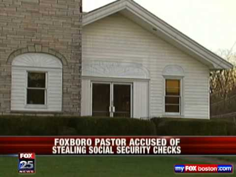 Pastor charged in lottery scam