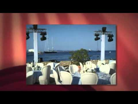 French Riviera Cannes Luxury villa rental for wedding