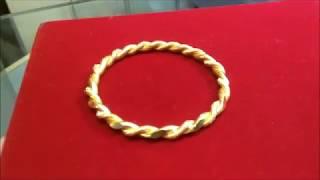 22 Ayar Altın Burma Bilezik Modelleri (Özel İmalat Tam 79,00 Gram Geliyor)