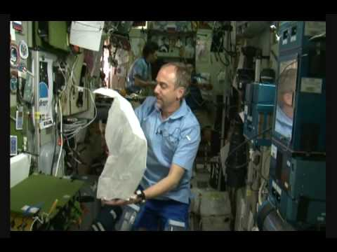 Richard Garriott in space: Magic Carpet