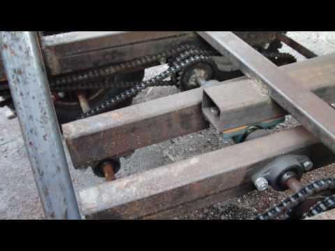 homemade mini dump truck update