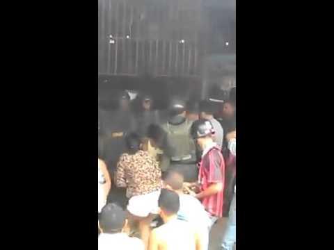 ¡Hambre en Venezuela! saqueos en Mercados de Barinas
