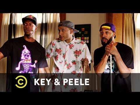 Key & Peele: Pussy On The Chainwax