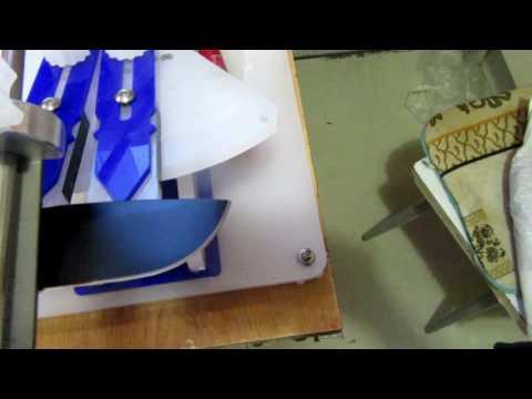 Как сделать складных ножей