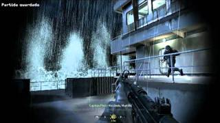 Call of Duty 4 Modern Warfare Samsung RV411 Core i3 2.53 ghz. Geforce 315m (512mb)