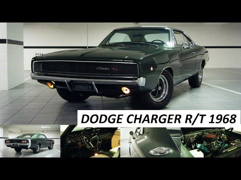Garagem do Bellote TV (HD): Dodge Charger R/T 1968