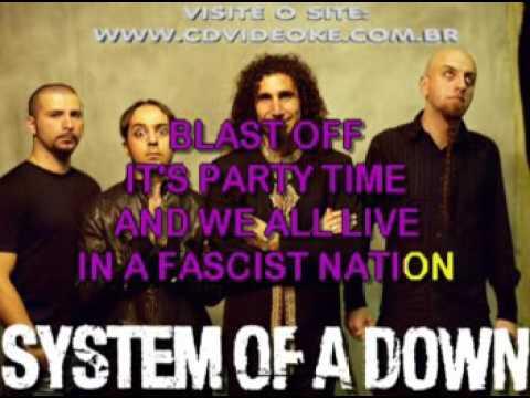 System Of A Down   B Y O B