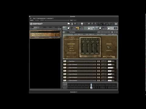 Evolution Series World Percussion 2.0: World Inspire Set Demo 'The Mighty'