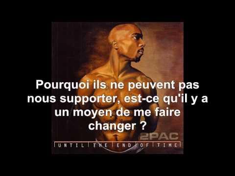 Traduction Thugz Mansion - 2Pac Tupac Français HD