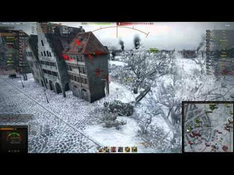 World of Tanks game with Megamind Voice Mod