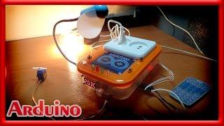 "Проект Arduino ""Умный дом"" || (Arduino ""Smart home"")"