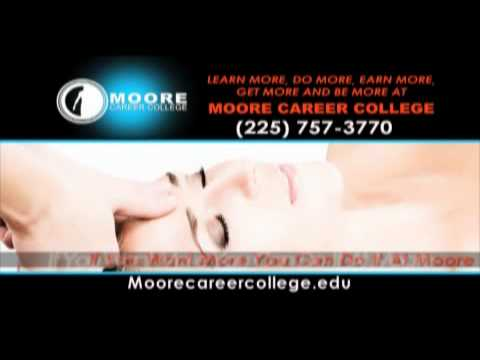 Moore Career College TGI Mall Movie Billboard Updated