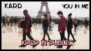 "Download Lagu [KPOP IN PUBLIC PARIS] K.A.R.D ""You In Me""  by VICTORY's Gratis STAFABAND"