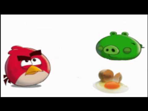 Bad Piggies Animation Breaks an Egg Gameplay Trailer Angry Birds 愤怒的小鸟:小坏猪