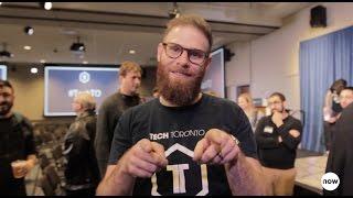 #NowVlogs Tech Toronto, eCommerce, Volunteers