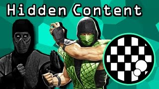 Hidden Content: Mortal Kombat's Insane Secret Characters