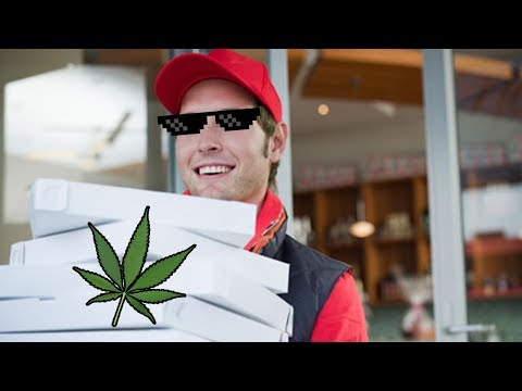 THE WEED MAN
