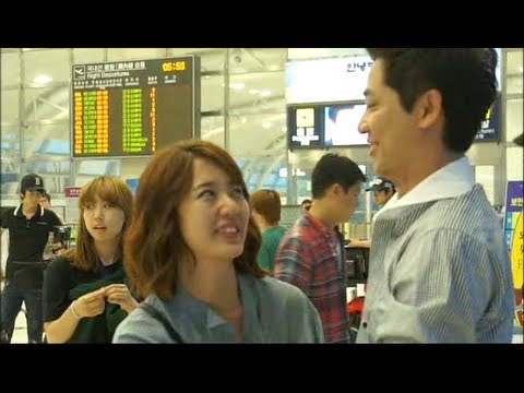 Yoon Eun Hye 윤은혜 & Kang Ji Hwan-Lie To Me (Saying their Goodbyes)