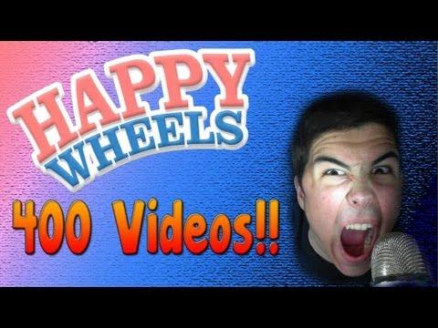 ESPECIAL 400 Videos!! HAPPY WHEELS 2.0