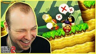 ONE CHECKPOINT? [Super Mario Maker 2]