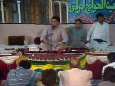 ANEES MEHDI reciting manqabat  Mere Lajpal Hussain .