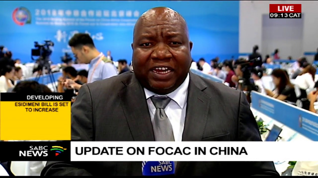 Mzwandile Mbeje on President Cyril Ramaphosa's visit to China