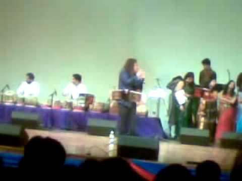 Hariharan in Christ University Bangalore - Kaash and Yaadein