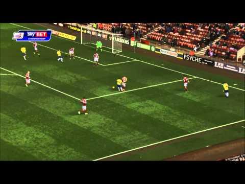 YouTube: Middlesbrough 2-0 Huddersfield - Sky Bet Championship Season 2014-15