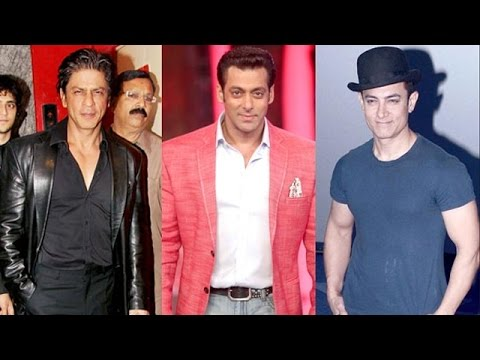 PB Express - Salman Khan, Shahrukh Khan, Aamir Khan and others